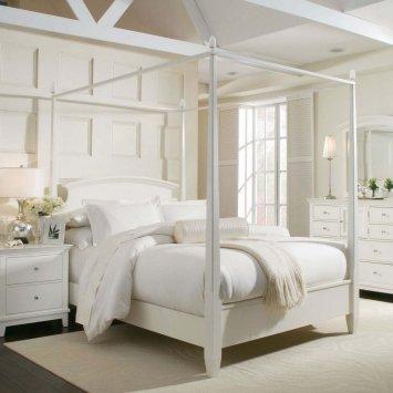 Diy キャノピー風ベッドの作り方いろいろ Interior Design Box 海外の使えるインテリア術