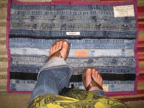 jeansmat