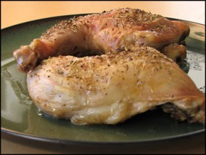 roasted-chicken-leg