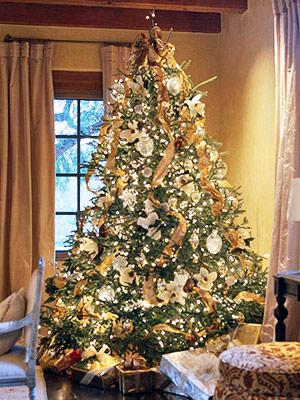 魅力的なクリスマスツリーのデコレーション方法 いろいろ | Interior Design Box 海外の使えるインテリア術