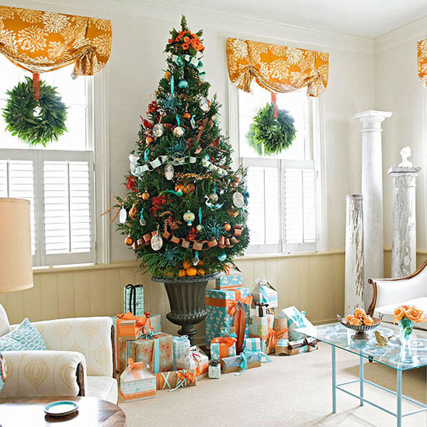 Interior design box Holiday apartment decorating ideas