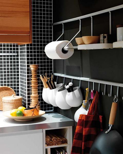 Kitchen Impossible Idee: キッチン収納例の画像とアイデアいろいろ:壁・ゴミ箱・キャビネット裏
