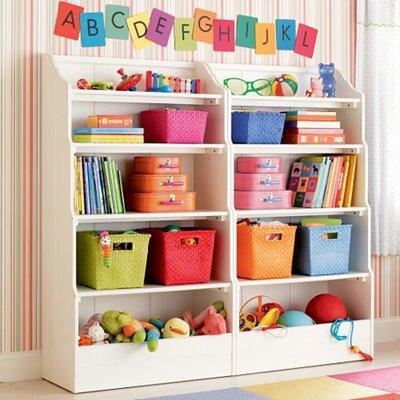 Kids romm storage ideas 3