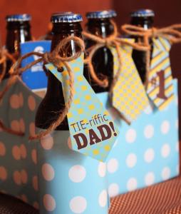 ビールのラッピングアイデア