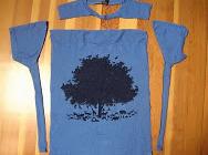 Tシャツのリメイク