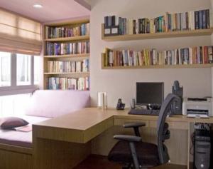 一人暮らしのオフィス