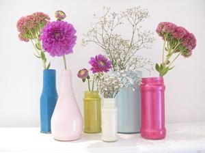 空き瓶のリメイクアイデア