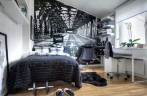 アートな部屋デザイン