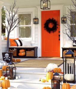 ハロウィンかぼちゃ飾り方
