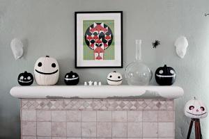 かぼちゃの飾り方