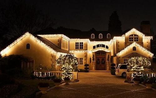 クリスマスライトアップ実例