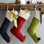 クリスマス靴下飾り方
