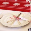 クリスマス食卓セットアップ