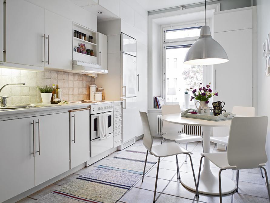 北欧キッチンのインテリアデザイン画像まとめ Interior Design Box 海外の使えるインテリア術