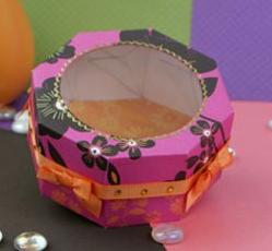 8角形の箱作り方