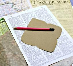 簡単手作り封筒作り方