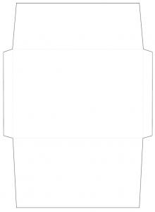 無料封筒テンプレート