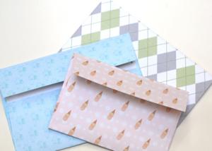 一般的な封筒の作り方