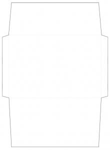 印刷封筒テンプレ
