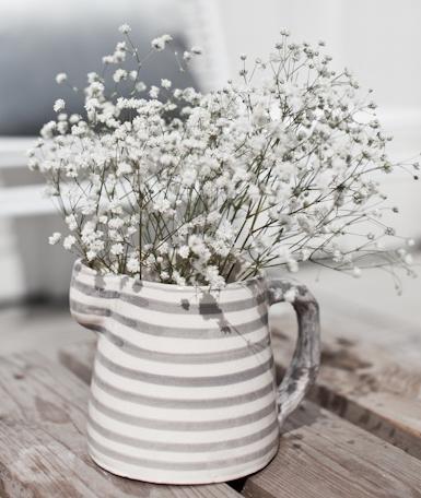 かすみ草の花瓶飾り方