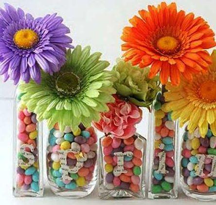 春お花飾り付け方