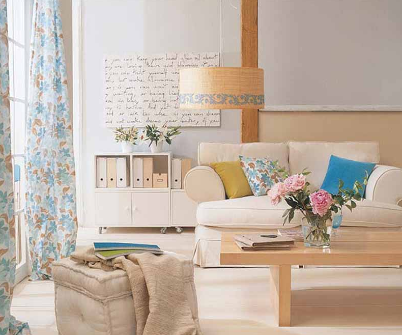 Interior design box for Casual curtain ideas for living room