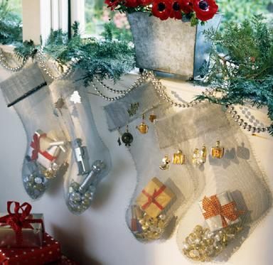おしゃれクリスマスブーツ作り方