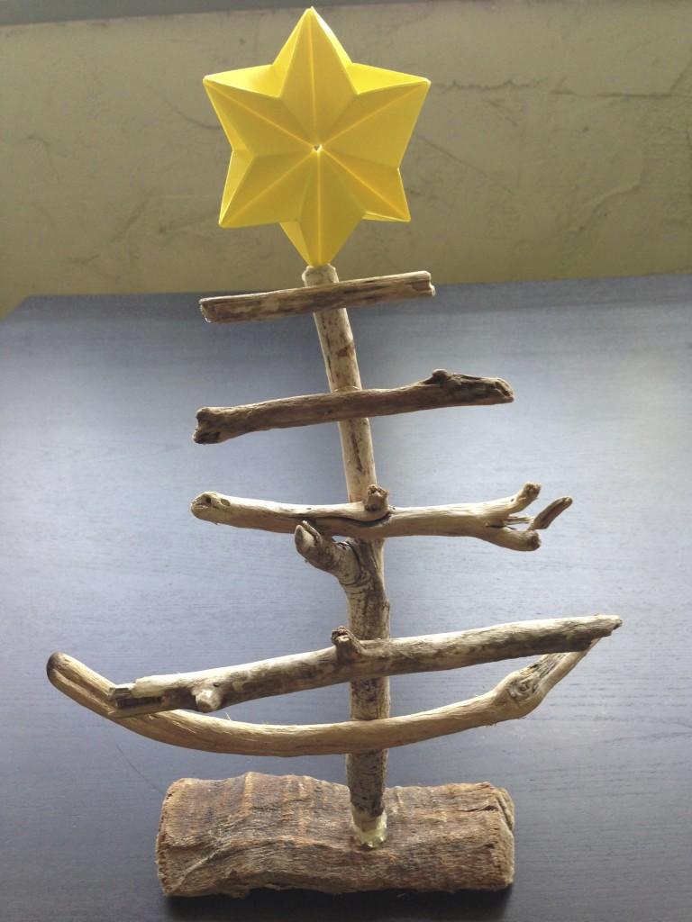 手作り簡単クリスマスツリーアイデア