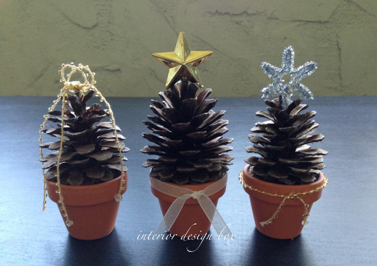 かわいい手作りクリスマスツリー作り方
