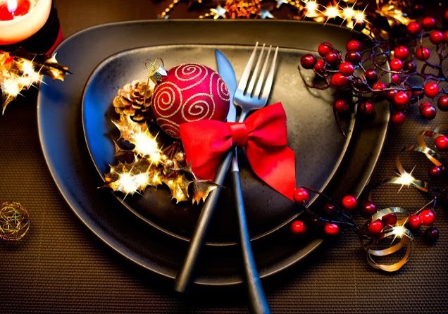 クリスマステーブル飾り大人