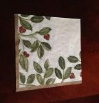 クリスマス紙ナプキン折り紙