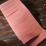 ハロウィン紙ランタン作り方