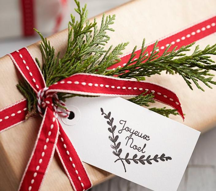リボンおしゃれ結び方クリスマス