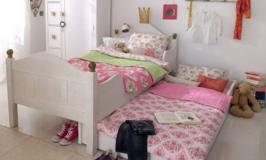 女の子の子供部屋シェア