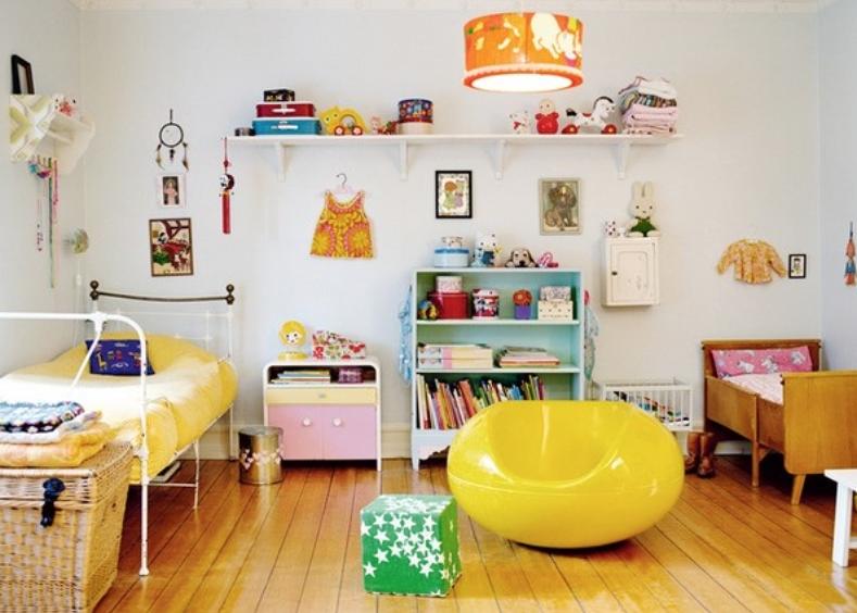 子供部屋兄弟シェア家具