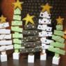 簡単クリスマスクラフト手作りクリスマスツリーの作り方